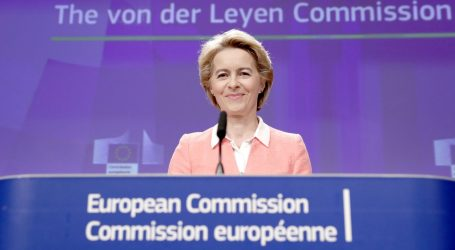 """VON DER LEYEN: """"Šuica zadužena za konferenciju o budućnosti Europe"""""""