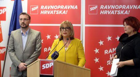 """SDP O SILOVANJIMA """"Previše nerasvijetljenih okolnosti oko hapšenja Damira Škare"""""""