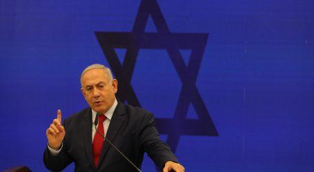 Netanyahu maknut s govornice zbog raketnog napada iz Gaze