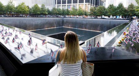 New York: obitelji, vatrogasci na obljetnici napada 11. rujna