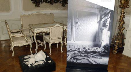 "Otvorena izložba ""D'Annunzijeva mučenica – L'olocausta di D'Annunzio"""