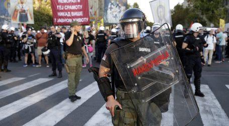 Parada ponosa u Beogradu prošla bez većih incidenata