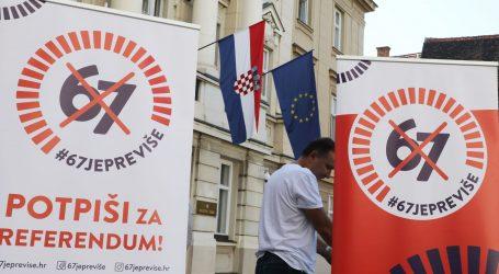 Odbor za Ustav odgodio donošenje odluke o referendumu