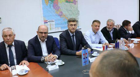 """PLENKOVIĆ """"Očekujem snažnu potporu Kolindi cijelog HDZ-a"""""""