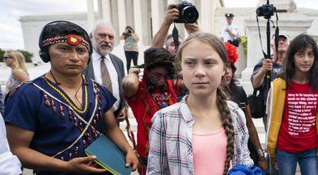 Hoće li Greta Thunberg dobiti Nobelovu nagradu?