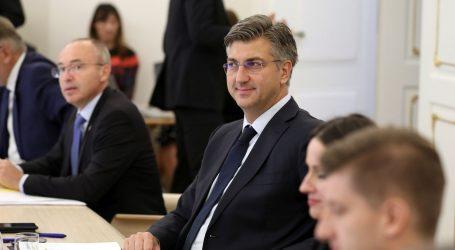 """PLENKOVIĆ NA SJEDNICI VLADE: """"Prihvatit ćemo sve zahtjeve Inicijative 67 je previše"""""""