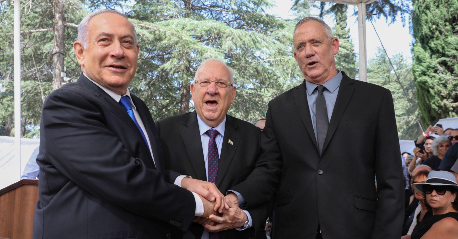 JOŠ UVIJEK NIJEDAN KANDIDAT NEMA VEĆINU: Arapske stranke dale potporu Gantzu, protiv Netanyahua