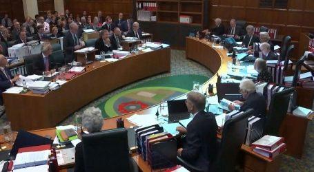 Vrhovni sud sutra odlučuje je li Johnsonova suspenzija parlamenta bila legalna