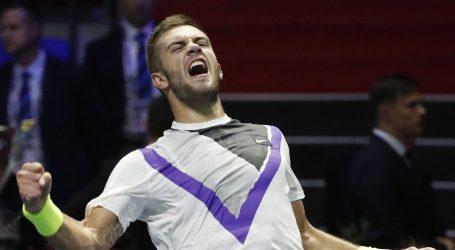 ATP ZHUHAI: Ćorić lako do četvrtfinala