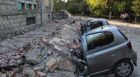 Serija potresa u Albaniji, više od 100 ljudi ozlijeđeno