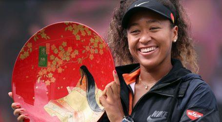 Naomi Osaka osvojila 'Pan Pacific Open'