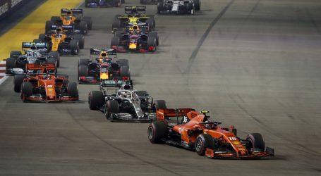 F1: Upitno održavanje Velike nagrade Belgije
