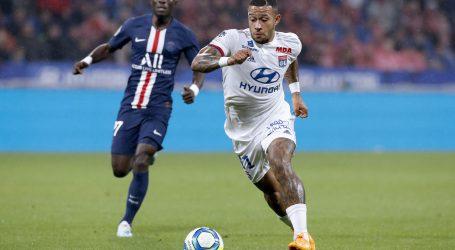 Pobjede PSG-a i Monaca, novi kiks Lyona