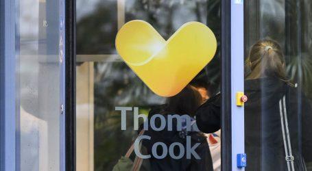 BANKROT THOMASA COOKA: Zamjenskim zrakoplovima iz Splita u Britaniju prevezeno 438 putnika