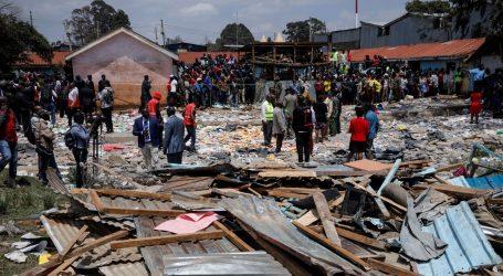 KENIJA Sedmero djece poginulo u urušavanju učionice