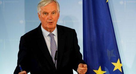 Barnier kaže kako rješenje za Brexit nije na vidiku