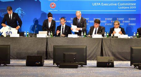 UEFA Određeni domaćini finala Lige prvaka od 2021. do 2023.