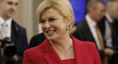 """Predsjednica predsjedala sastankom """"Vijeća žena – svjetskih vođa"""""""