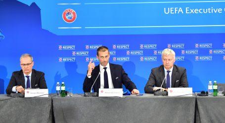 UEFA reformirala Ligu nacija i ostavila Hrvatsku u prvoj skupini