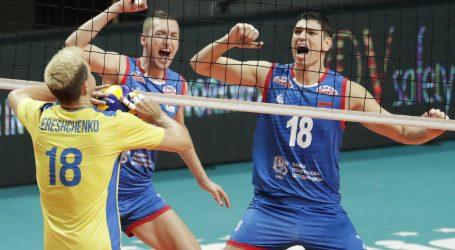 Srbija i Francuska u borbi za finale Europskog odbojkaškog prvenstva