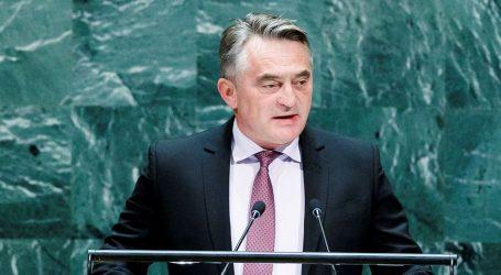 """KOMŠIĆ U UN """"Zbog interesa susjeda povremeno se unosi nemir u BiH"""""""