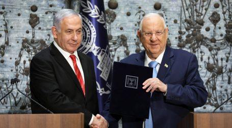 "Netanyahu počeo ""nemoguću misiju"" formiranja vlade"