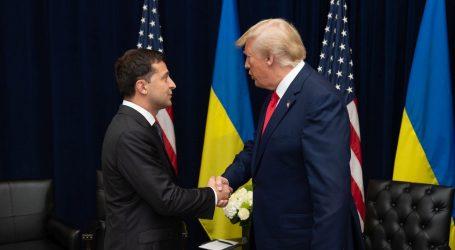 Trump i Zelenskij u telefonskom razgovoru osudili stav Europljana prema Ukrajini