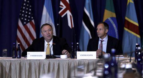 Pompeo optužio Assada za upotrebu kemijskog oružja