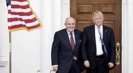 Trumpov odvjetnik Giuliani mora predati snimku svog razgovora s Ukrajincima