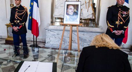 Washington odao počast preminulom francuskom predsjedniku Jacquesu Chiracu dva dana nakon smrti