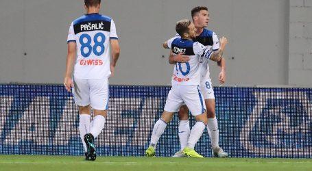 Atalanta lako protiv Sassuola