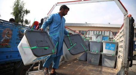 Slab odaziv na afganistanskim izborima
