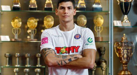 Hajduk ima novog napadača: Iván Bulos Guerrero potpisao za 'Bile'
