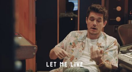 VIDEO: John Mayer objavio novi singl