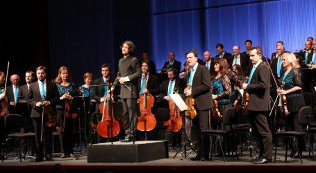 VIDEO: Orkestar Opere HNK Ivana pl. Zajca i dirigent Kamdzhalov otvaraju koncertnu sezonu