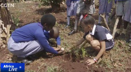 VIDEO: Djevojčica iz Kenije se bori za zeleniji okoliš