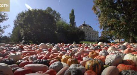 VIDEO: Izložba bundevi u njemačkom gradu