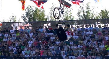 VIDEO: Hrvatski extreme sportaš Marin Ranteš