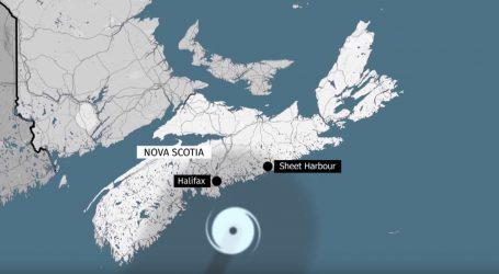 VIDEO: Saniraju se posljedice oluje Dorian u Kanadi