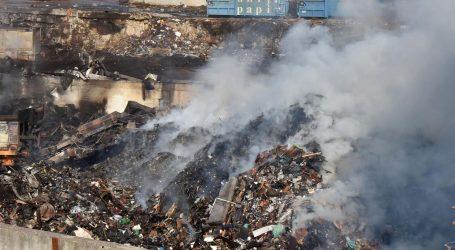 Požar u Puli: Mjere opreza samo za one u neposrednoj blizini odlagališta