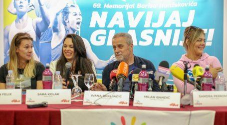 Kolak i Perković se nadaju dobrim hicima u utorak