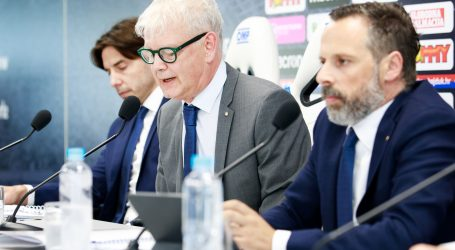 """Hajduk: """"O pitanju Povjerenika razgovarat će se nakon što se riješi pitanje Komisije za suce"""""""