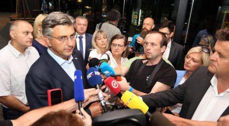 PLENKOVIĆ 'Bernardić dezinformira izagađuje komunikacijski prostor neistinitim tvrdnjama'