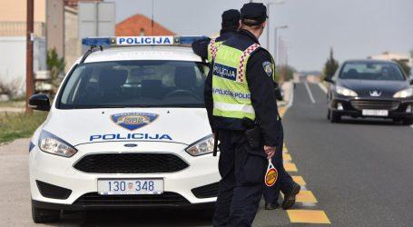 Zagrebačka policija u vikend akciji nadzora prometa utvrdila 563 prekršaja