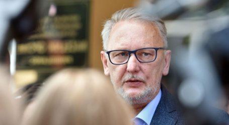 Božinović od ravnatelja policije zatražio izvješće o postupanju prema Duhačeku