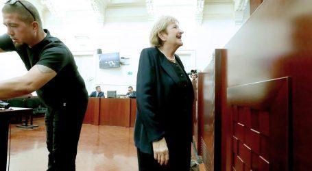 """SVJEDOKINJA: """"Odbila sam potpisati Bandićev zahtjev da su slike u vlasništvu zaklade"""""""