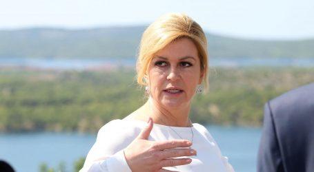 HREJTING: Da su izbori danas, Grabar-Kitarović bi osvojila mandat u drugom krugu