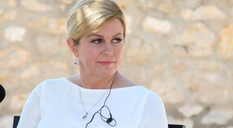 Predsjednica osudila prijetnje Miloradu Pupovcu