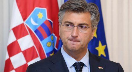 """PLENKOVIĆ: """"Koalicija je stabilna, ne znam što će Pupovac danas reći"""""""