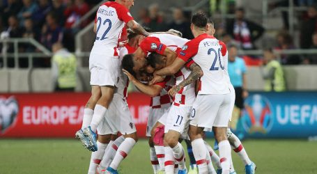 Vatreni odličnom igrom do pobjede nad Slovačkom